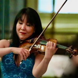 高山明美・ヴァイオリン